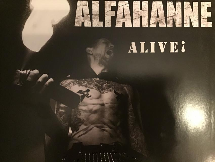 Alfahanne Alive!